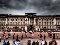 buckingham palace (Fernando Lenis) Tags: england london olympus 2012