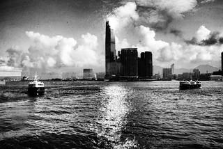 Hong Kong, Central, ICC