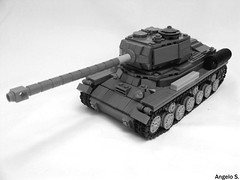 IS-2 main (Angelo_S.) Tags: tank lego josef heavy stalin staljin iosef