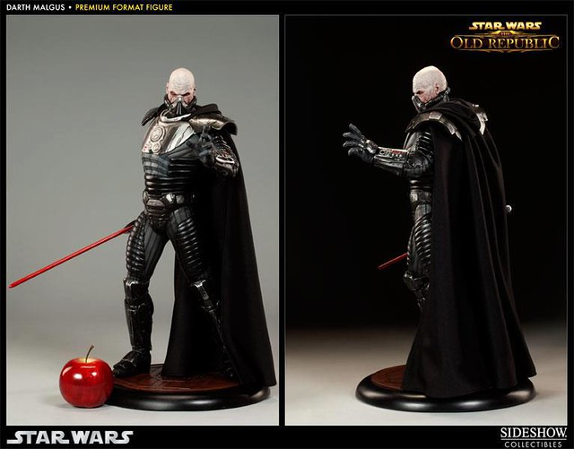 願望成真!1/4 西斯武士Darth Malgus來襲!