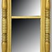 177. American Classical Gilt Wall Mirror