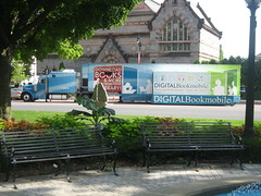 Berkshire Athenaeum-Digital Bookmobile (digitalbookmobile) Tags: ohio library publiclibrary overdrive audiobooks ebooks berkshireathenaeum digitalbookmobile cwmars