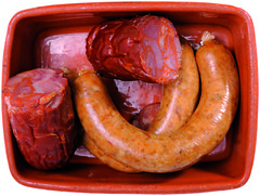 Traditional Sausages of Mirandela