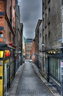 Dublin, Ballsbridge