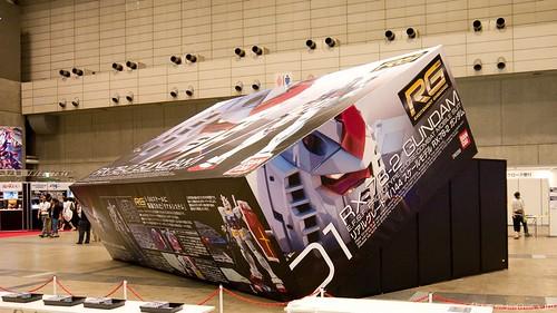 Chara Hobby 2012 - Gundam