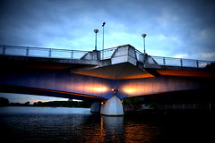 Bridge from Outer Space (redglobe*) Tags: