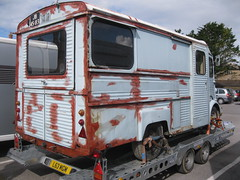 auto classic cars french citroen retro commercial vehicle oldtimer autos van camper motorhome hy campervan voitures classique fourgon typeh campingcar typh