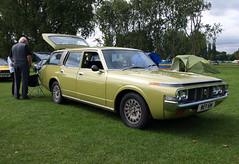 1973 Toyota Crown Custom Estate (Spottedlaurel) Tags: toyota crown