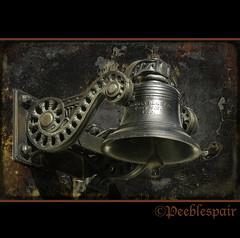 The Bell (Peeblespair) Tags: chicago bell steel 1920 troyny matot tatot magicunicornverybest magicunicornmasterpiece shadowhousecreations peeblespair icalltheliving meneelybellycompany kurtpeiserexellence