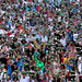 Festival de la Sidra Natural Gijón: récord Guiness de escanciado