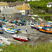 Cadgwith fishing cove from the Todden