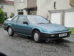 1991 Honda Prelude 2.0 EX (GoldScotland71) Tags: ex honda 1991 20 1990s prelude j880ums