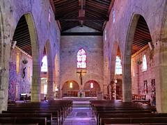 Lglise Notre-Dame-des-Sablons (werner boehm *) Tags: france frankreich provence aiguesmortes notredamedessablons wernerboehm