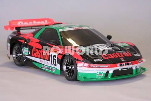 Tamiya Rc Acura Nsx Mugen Race Car A Photo On Flickriver