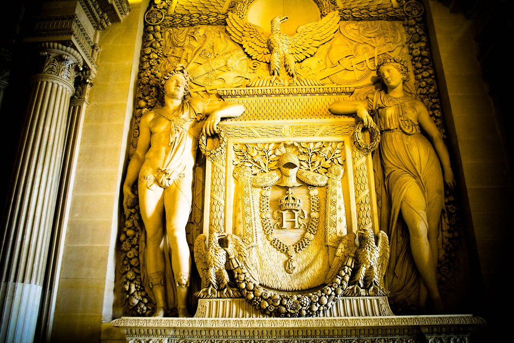 Louvre Museum, Paris - France