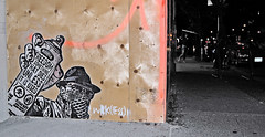 FREEDOM IS SOMETHING THAT DIES UNLESS IT IS USED. (wrk(less)) Tags: street summer urban streetart pasteup pastedpaper art collage night vancouver pose print poster jack outside graffiti freedom alley outdoor expression propaganda contemporary collages character wheatpaste exhibition urbanart masks nighttime vandal weapon illegal vandalism advice spraypaint resistance postering spraycan wheatpasting paintcan graffitiwall outdoorgallery vancouverstreetart printpaper jackwrkless wrkless