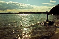 10 08 2012 (eddy_) Tags: fish mar agua holidays europa bosque amelie eddy estocolmo suecia milosz milfort pezca