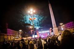 Dragon year (Isaacs Apple) Tags: new rome apple del nikon dragon fireworks year chinese piazza popolo isaacs d7000 isaacsapple