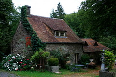 Françoise's Cottage (noriko.stardust) Tags: summer holiday france french cottage 2012 legrandmoulin