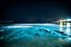 Mare Tranquillitatis (Sea of Tranquility) (Christophe_A) Tags: longexposure blue sea pool night stars nikon colorful greece astrophotography nightsky christophe cyclades antiparos d800 christopheanagnostopoulos χριστοφοροσαναγνωστοπουλοσ χριστόφοροσαναγνωστόπουλοσ