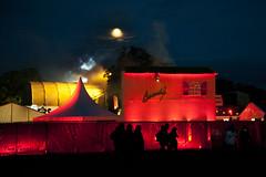 Bacardi Moon (TaraThomasPhotography) Tags: moon festival bacardi bluemoon electricpicnic