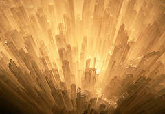Nighttime in Crystal City (JTContinental) Tags: light urban abstract macro washingtondc smithsonian crystal museumofnaturalhistory shadlow ultrahero jtcontinental herowinner