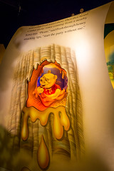 Magic Kingdom - Start The Party (Jeff Krause Photography) Tags: bear wood dark book orlando ride unitedstates florida many magic kingdom disney honey hundred pooh page adventures wdw winnie acre fantasyland the