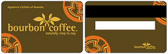 Bourbon Coffee Gift Card 11-02