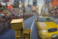 Day 258 (Ruby Ras) Tags: canon project days jamaica day258 danbo 366 60d danboard 3662012