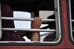 India in the bus (https://www.facebook.com/ArrrrtDesignPhotography) Tags: people india stock culture mumbai pune arrrrt arjenvanderbroek arrrrtcom