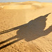 Tunisia-3680 - Me and My Shadow