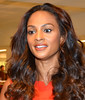 Alesha Dixon Guests arrive at Ireland's largest shoe department 'The Arnotts Shoe Garden', Arnotts, Dublin, Ireland