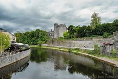 Kilkenny (Nelson Vargas Photo) Tags: city travel kilkenny ireland castle 2012 rivernore cillchainnigh d700 nikond700 nikkor28mmf18g
