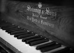 Steinway & Sons, Chatsworth House, September 2012 (Dave Green Photo) Tags: film canon 50mm mono blackwhite nt piano analogue nationaltrust steinway chatsworth steinwaysons 174 fomapan tmaxdeveloper eos33 fomapan400