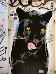 Fake (GingerGunshot) Tags: streetart netherlands amsterdam graffiti fake urbanart amsterdamstreetart
