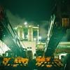 Crane truck (hakudai) Tags: 6x6 film texer