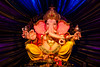 344/365. Deva Shree Ganesha. (Anant N S) Tags: nightphotography blue light red orange india yellow horizontal photography 50mm ganesha nightlights religion ganesh idol nikkor hindu success pune hindugod project365 hindugodofsuccess nikond3000 shreeganesha lensor anantns thelensor anantnathsharma devashreeganesha hindugodidol