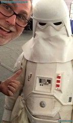 2016 InfinityCon 13 Snowtrooper (Cosmic Times) Tags: star martin cosplay infinity times wars cosmic con pierro infinitycon