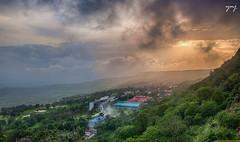 Sunset at Panhala