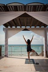(mini/eng) Tags: yoga now jade mexico vacation resort beach sun 2016 cancun benito juarez family