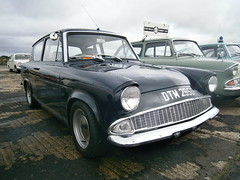 1750 Broadspeed Anglia. (Sidmouth Ian) Tags: fordanglia broadspeed 105e honitonhillrally