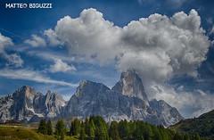 20160903_Dolomiti Passo Rolle (Matteo Biguzzi [bigu77]) Tags: dolomiti dolomites landscape nature natura hdr sky beautiful unescoworldheritage canon eos500d eosrebelt1i