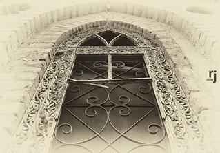 An Antique Window