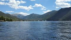 Sail Boats at Grand Lake (nickandrosemary) Tags: grandlake colorado grandcounty rockymountains