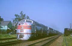 CB&Q E9 9986B (Chuck Zeiler) Tags: cbq e9 9986b burlington railroad emd locomotive npaerville train chz chuck zeiler