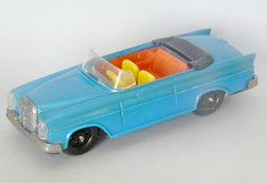 Mercedes cabrio by JATO (Vintage Toy Collection) Tags: ford mercedes truck cabrio madeinportugal osul metosul jato pepe jaj plastictoy tintoy vintagetoy oldtoy toy