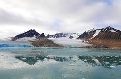 Svalbard glacier (GeorgiaMelodie) Tags: svalbard arctic norway spitsbergen polar north