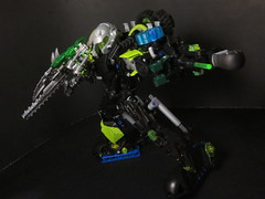 Rodak_15 (Flame Kai'zer) Tags: rodak bionicle lego moc flame kaizer flamekaizer hadix unbound engineer