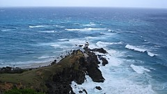 Australia's Most Easterly Point, Cape Byron, New South Wales (David McKelvey) Tags: 2007 capebyron byronbay nsw australia pacificocean outdoor