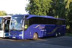 Shearings 73 BN15 WXY (johnmorris13) Tags: shearings grandtourer bn15wxy mercedes tourismo coach